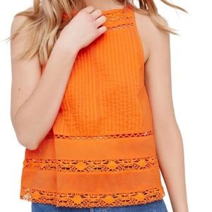 NWT Free People Constant Crush Tank Top